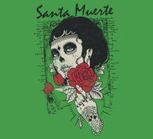 Santa Muerte One Piece - Short Sleeve