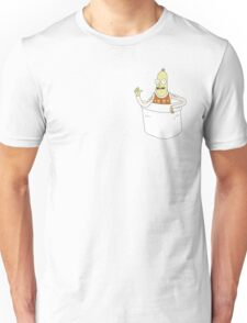 Stealy Pocket Tee - Rick and Morty Unisex T-Shirt