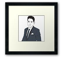 Chris Banchero Framed Print
