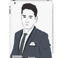 Chris Banchero iPad Case/Skin