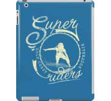 Super Uder iPad Case/Skin