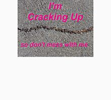 Cracking Up Womens Fitted T-Shirt