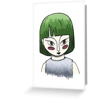 Kiler Kiki Greeting Card