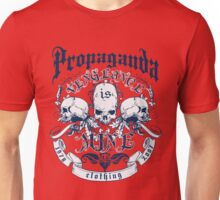 Propaganda Vengeance Is Mine Unisex T-Shirt