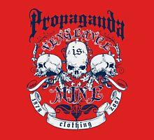 Propaganda Vengeance Is Mine Unisex T-Shirt
