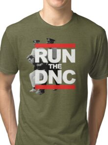 Run DNC Shirt and Fundraising Gear Tri-blend T-Shirt