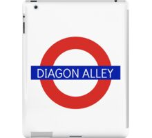 Diagon Alley Station - Harry Potter iPad Case/Skin