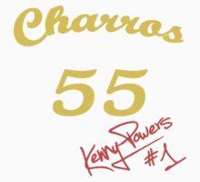"""""""Charros 55"""" Kenny Powers Nr.1 by tragbar"""