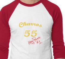 """""""Charros 55"""" Kenny Powers Nr.1 Men's Baseball ¾ T-Shirt"""