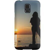 Sunset View Samsung Galaxy Case/Skin