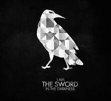 I'm THE SWORD in the darkness - Game of thrones by SandSnow