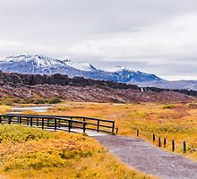 Thingvellir national park, Iceland by Stanciuc