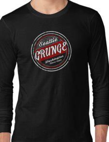 Seattle Grunge Long Sleeve T-Shirt
