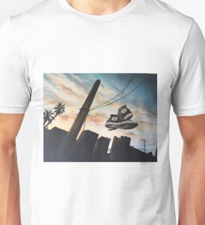 Hanging Chucks Unisex T-Shirt