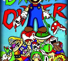 Game Over by hard-gore