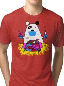 Panda MD Tri-blend T-Shirt