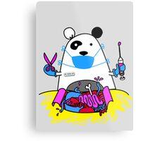 Panda MD Metal Print