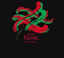 Clan Kerr - Prefer your gift on Black/White tell us at info@tangledtartan.com  Unisex T-Shirt