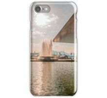 Water fountain iPhone Case/Skin