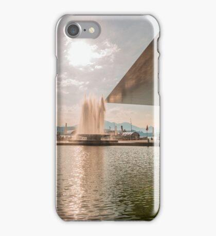 Water fountain iPhone Case/Skin