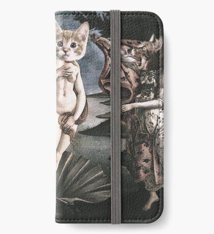 Primavera Cats iPhone Wallet/Case/Skin