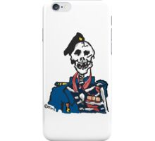 Veteran Comic iPhone Case/Skin