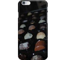 Chocolates,white, milk and dark iPhone Case/Skin