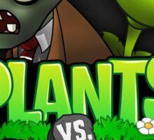 PLANTS VS ZOMBIES ONE Sticker