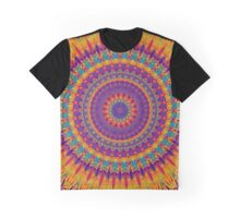 Mandala 105 Graphic T-Shirt