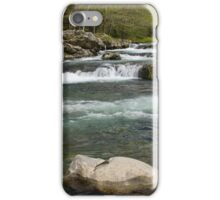 Middle Prong Little Pigeon River iPhone Case/Skin