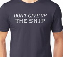 Commodore Perry Flag Unisex T-Shirt