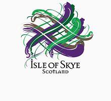 Isle of Skye - Prefer your gift on Black/White tell us at info@tangledtartan.com  Unisex T-Shirt