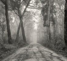 ~ a foggy beginning ~ Sticker