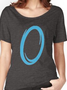 Blue portal Women's Relaxed Fit T-Shirt