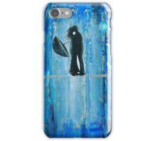 Sapphire Rain Romance II iPhone Case/Skin
