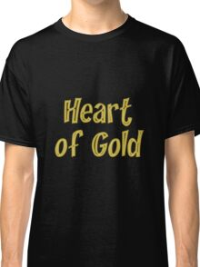 Heart of Gold Classic T-Shirt