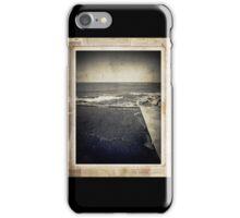 the seaside ~ a nostalgic study II iPhone Case/Skin