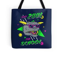 Too Zuul For School Tote Bag