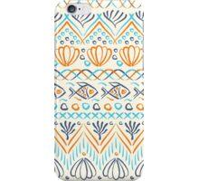 Tribal sea ethnic print iPhone Case/Skin