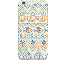 Tribal sea ethnic print iPhone Case/Skin