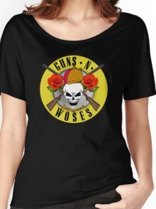 Guns-N-Woses Women's Relaxed Fit T-Shirt