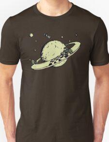 Space race v2 Unisex T-Shirt