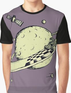 Space race v2 Graphic T-Shirt
