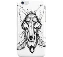 Fox Skull iPhone Case/Skin