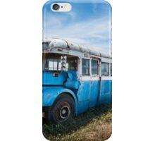 Bus Stop iPhone Case/Skin