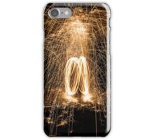 Spark Wheel iPhone Case/Skin