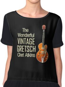 Wonderful Vintage Gretsch Chiffon Top
