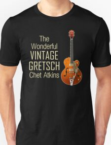 Wonderful Vintage Gretsch Unisex T-Shirt