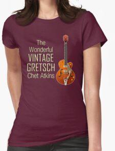 Wonderful Vintage Gretsch Womens Fitted T-Shirt