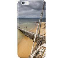 Point Leo Boat Club iPhone Case/Skin